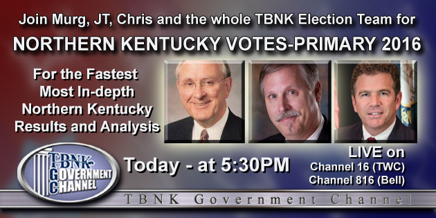 NKY Election Coverage - Primary 2016